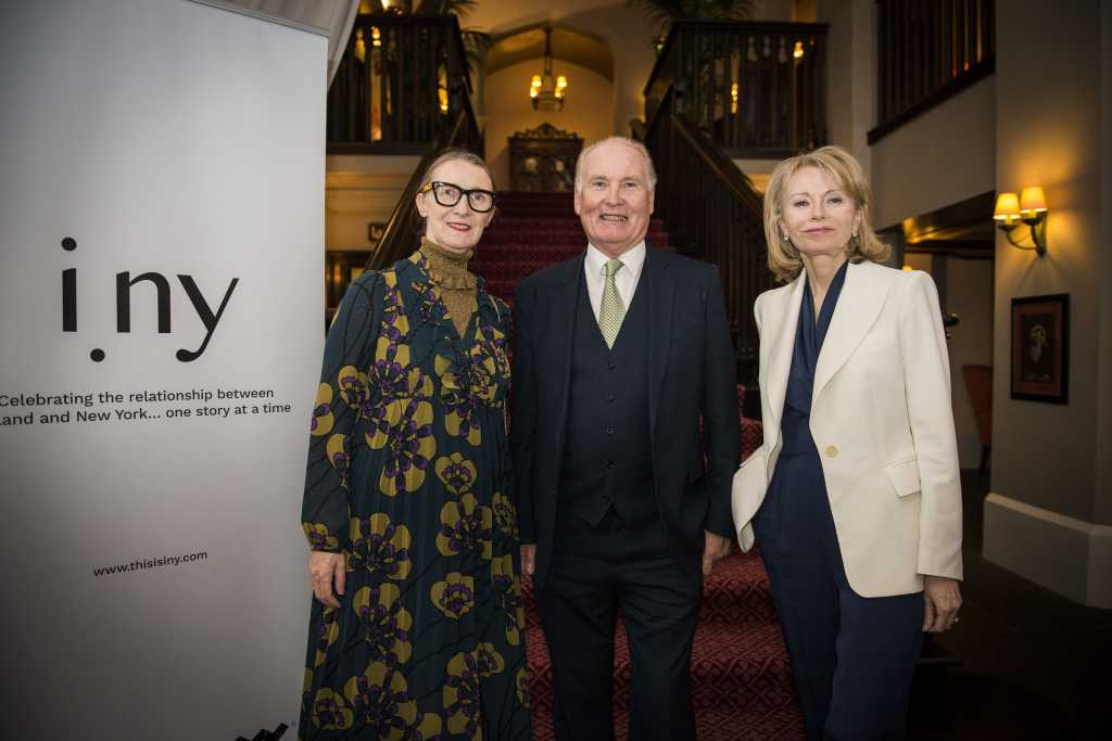 Orla Kiely, Tim O'Connor, Maura Kelly