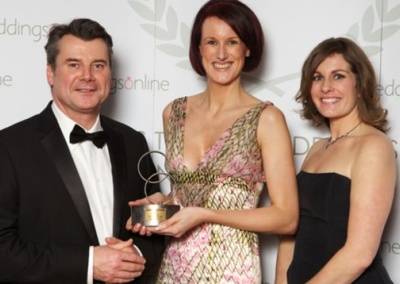 Award winner Irish wedding planner Sharon McMeel