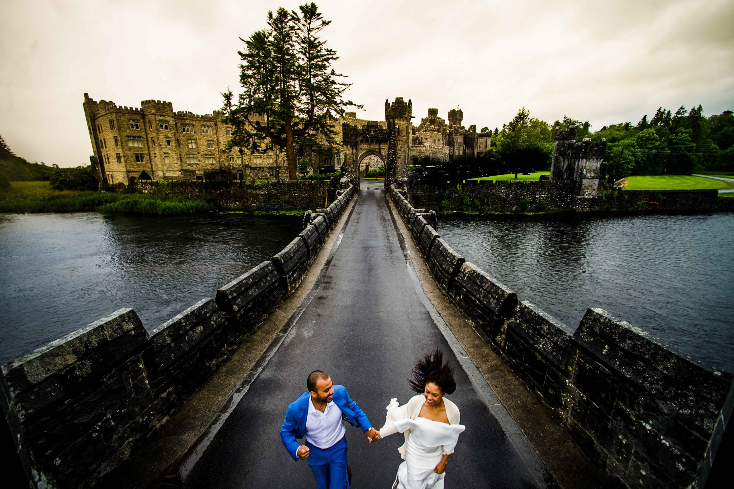 Ashford Castle - Wedding Photographer Bruno Rosa